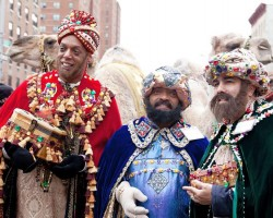 Three Kings Day Parade NYC