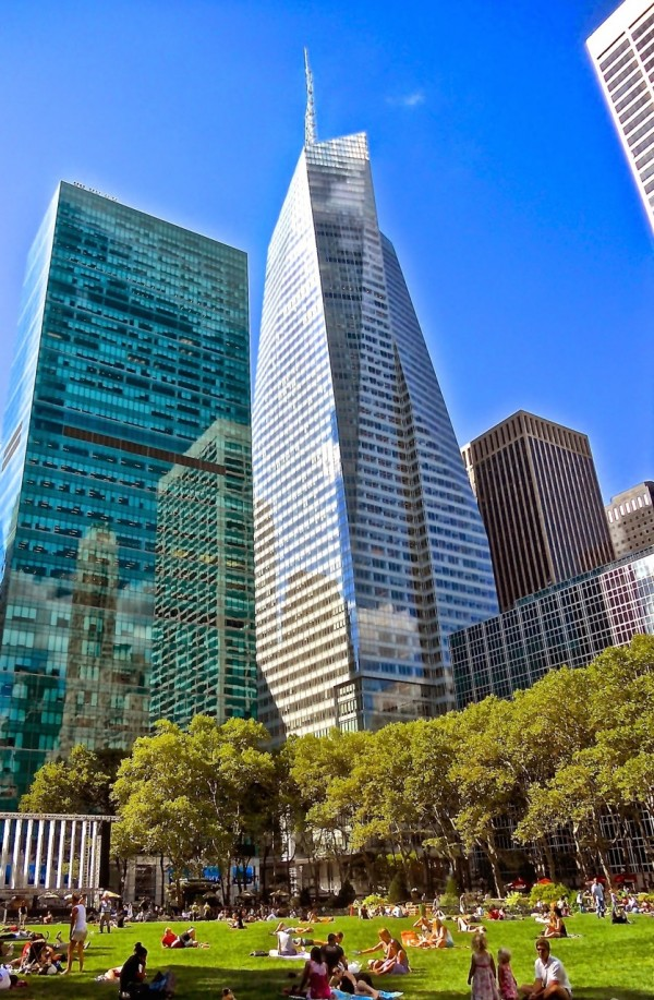 Bank of America Tower, NYC