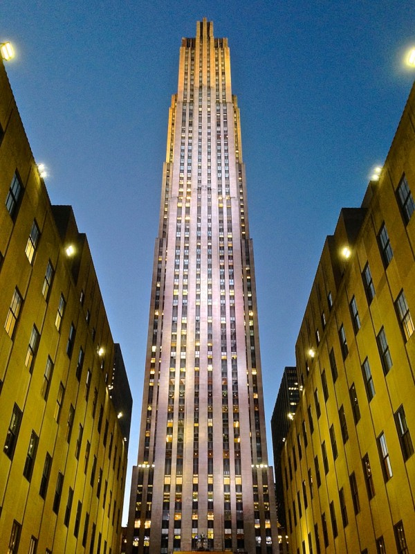 G.E. Building, NYC