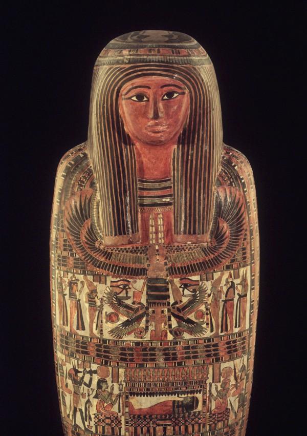 Mummy, Brooklyn Museum