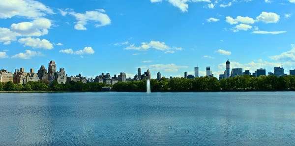 Reservoir, Central Park, NYC