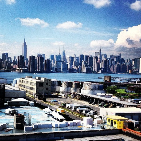 View from The Ides, Williamsburg Brooklyn