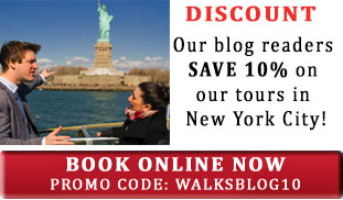 Walks of New York Tours