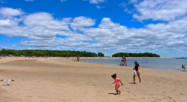 Orchard Beach, Bronx, NYC