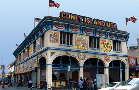 Image result for Coney Island USA