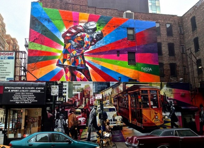 Erotic artist in new york city